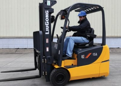 1.5 TON ELECTRIC FORKLIFT – CLG2015A-T