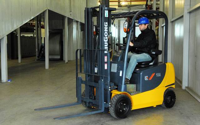 1.8 TON ELECTRIC FORKLIFT – CLG2018A