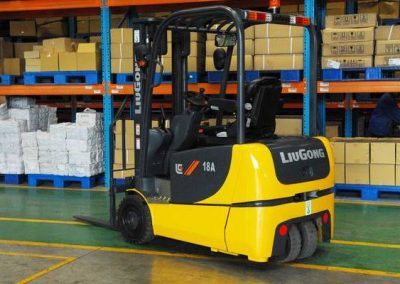1.8 TON ELECTRIC FORKLIFT – CLG2018A-T*