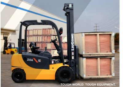 2.0 TON ELECTRIC FORKLIFT – CLG2020A-S*