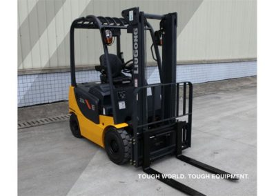 2.5 TON ELECTRIC FORKLIFT – CLG2025A-S*