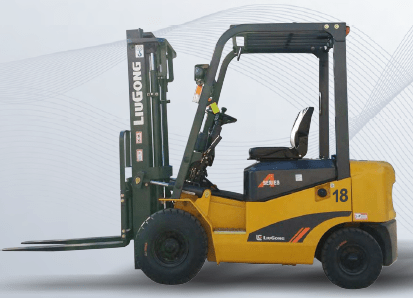 1.8 TON DIESEL FORKLIFT – CPCD18A*