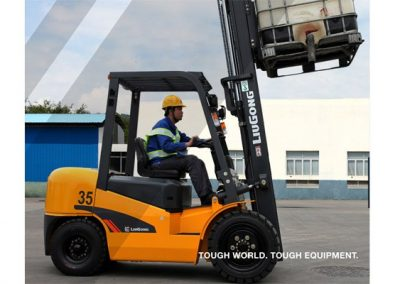 3.5 TON DIESEL FORKLIFT – CPCD35A*